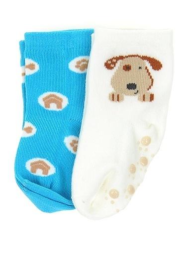 Step Çorap Çorap Renkli